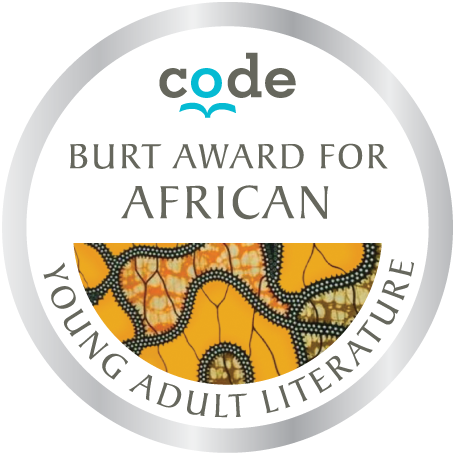Burt Award for African Young Adult Literature seal