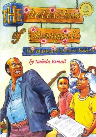 The Detectives of Shangani: The Mystery of Lost Rubies